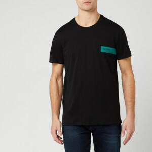 BOSS Hugo Boss Men's Block Logo T-Shirt - Black