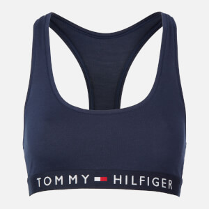 Tommy Hilfiger Women's Original Cotton Bralette - Navy Blazer
