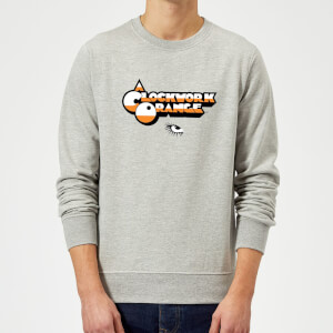 A Clockwork Orange A Clockwork Orange Sweatshirt - Grey
