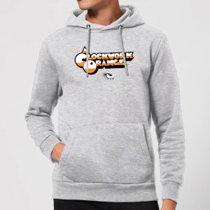 A Clockwork Orange A Clockwork Orange Hoodie - Grey