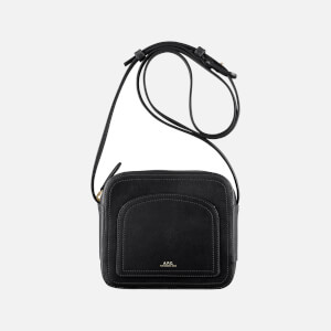 A.P.C. Women's Louisette Bag - Black