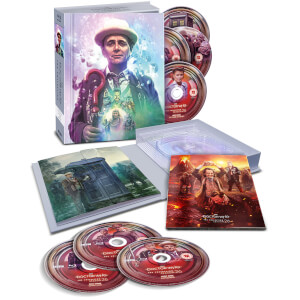 Doctor Who - The Collection - Season 26 - Limited Edition Packaging