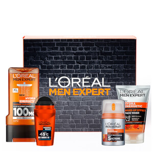 L'Oréal Paris Men Expert Re-charging Moisturiser Kit