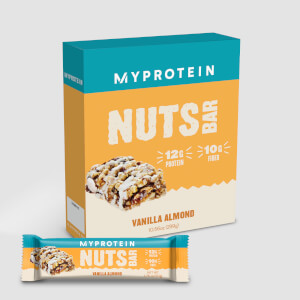 Myprotein NUTS Bar (USA)