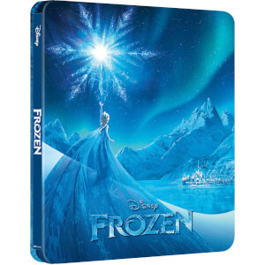 Exclusivité Zavvi: Steelbook La Reine des Neiges - 4K Ultra HD (Blu-ray 2D Inclus)