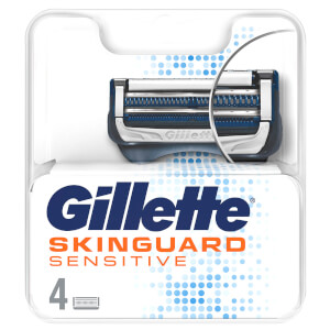 Gillette SkinGuard Sensitive Blades Subscription