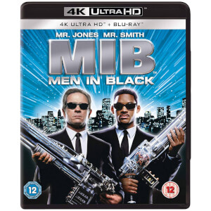 Men In Black - 4K Ultra HD (Includes Blu-ray)