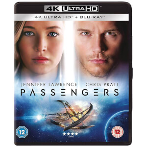 Passengers - 4K Ultra HD (Includes Blu-ray)