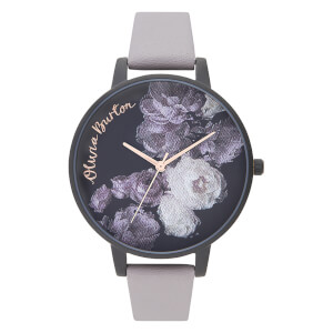 Olivia Burton Women's Fine Art Watch - Lilac