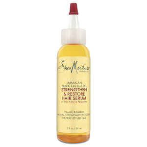 SheaMoisture Jamaican Black Castor Oil Strengthen and Restore Hair Serum 59ml