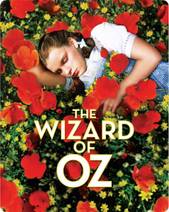 The Wizard of OZ - 4K Ultra HD Zavvi UK Exclusive Steelbook (Includes 2D Blu-ray)