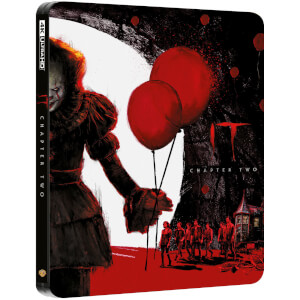 IT: Capítulo 2 4K UHD (incluye Blu-ray 2D) - Steelbook Edición Limitada