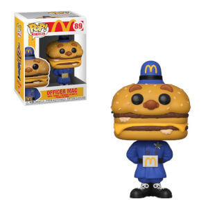 Figurine Pop! Officier Big Mac - McDonald's