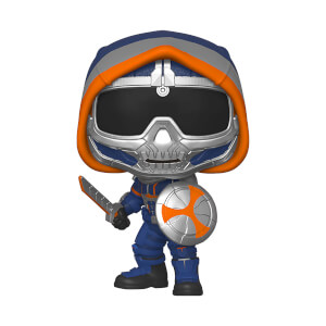 Marvel Black Widow Taskmaster with Shield Pop! Vinyl Figure