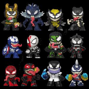 Figurine Funko Mystery Minis Marvel Venom