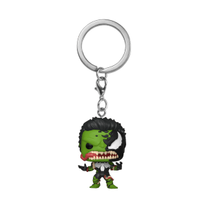 Marvel Venom Hulk Pop! Keychain