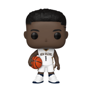 NBA Pelicans Zion Williamson Funko Pop! Vinyl