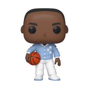 UNC Michael Jordan Warm Ups Pop! Vinyl Figure