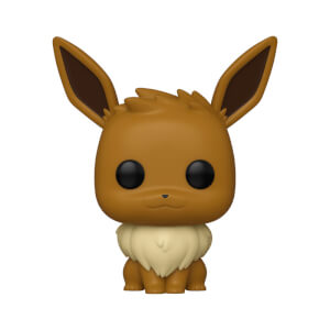 Eevee Pokemon Funko Pop! Vinyl
