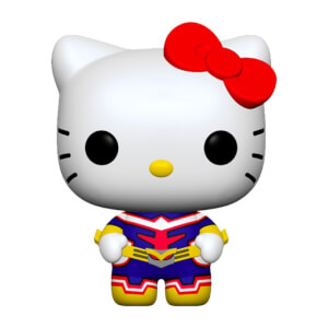 Sanrio/My Hero Academia Hello Kitty All-Might Funko Pop! Vinyl