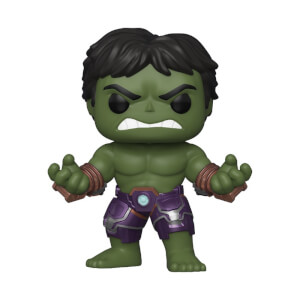 Marvel - Hulk (Stark Tech Suit) Figura Funko Pop! Vinyl