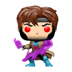 Marvel X-Men Classic - Gambit Pop! Vinyl Figur