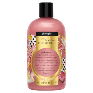 Philosophy Pink Chocolate Macaroon Limited Edition Shower Gel 480ml