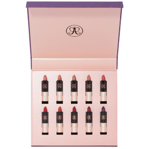 Anastasia Beverly Hills Mini Matte Lipstick - 10 Piece Holiday Set