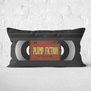 Plump Fiction Rectangular Cushion