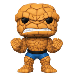 Marvel Fantastic Four The Thing 10-Inch EXC Pop! Vinyl Figure