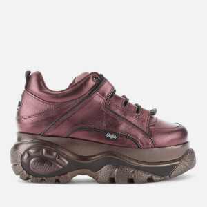 Buffalo Women's Classic Chunky Trainers - Purple