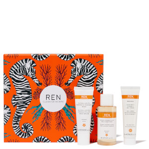 REN Get The Glow (Worth £27.00)
