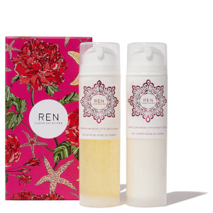 REN Moroccan Rose OTTO Body Duo (Worth £48.00)