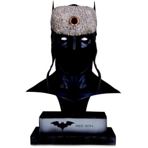 DC Collectibles DC Gallery Red Son Batman Cowl