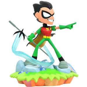 Statuette Robin en PVC, Teen Titans Go, DC Gallery– Diamond Select