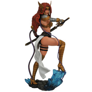 Diamond Select Marvel Gallery Angela Comic PVC Figure