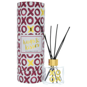 Hugs and Kisses Reed Diffuser (Prosecco Scent)