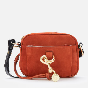 See By Chloé Women's Tony Small Cross Body Bag - Faded Red