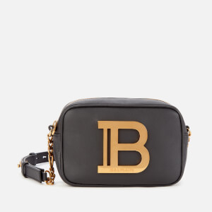 Balmain Women's Logo Camera Bag - Black
