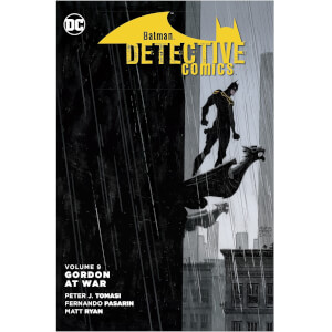 DC Comics Batman Detective Comics Trade Paperback Vol. 09 Gordon At War