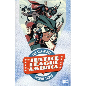 DC Comics Justice League of America The Silver Age Trade Paperback