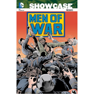 DC Comics Showcase Presents Men of War Trade Paperback