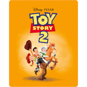 Toy Story 2 4K UHD (incluye Blu-ray 2D) - Steelbook Edición Limitada Exclusivo Zavvi