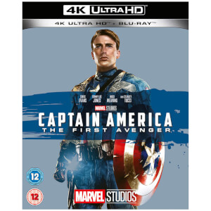 Captain America The First Avenger - 4K Ultra HD
