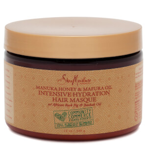 SheaMoisture Manuka Honey & Mafura Oil Intensive Hydration Masque 340g