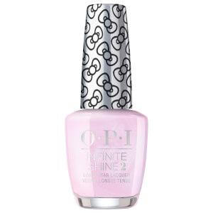 OPI Hello Kitty Limited Edition Nail Polish - A Hush of Blush Infinite Shine15ml