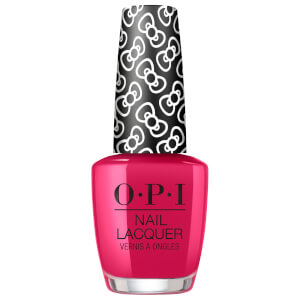 OPI Hello Kitty Limited Edition Nail Polish - All About the Bows 15ml