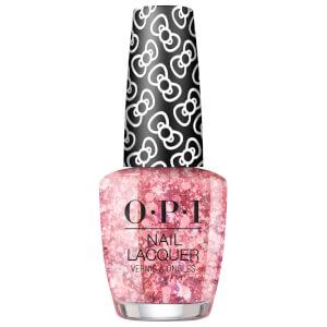 OPI Hello Kitty Limited Edition Nail Polish - Born to Sparkle 15ml
