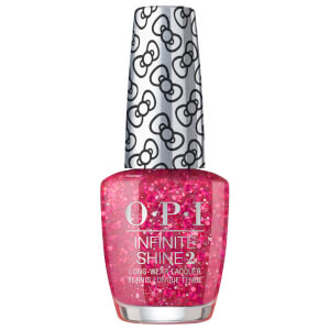 OPI Hello Kitty Limited Edition Nail Polish - Dream in Glitter Infinite Shine 15ml