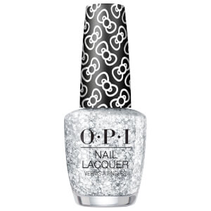 OPI Hello Kitty Limited Edition Nail Polish - Glitter to my Heart Infinite Shine 15ml